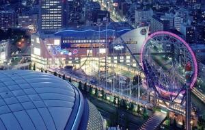 东京娱乐-东京巨蛋城游乐园