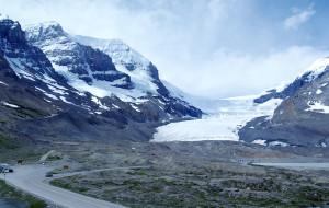 【加拿大落基山国家公园群图片】加拿大落基山之旅--亚迪巴斯冰河