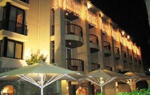 【锡切斯图片】在西切斯的艺术酒店迎新年之一:艺海遨游