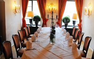 萨尔茨堡美食-St. Peter Stiftskeller - Das Restaurant