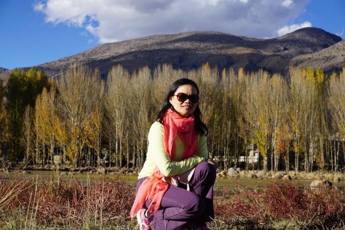 稻城亚丁,新都桥,丹巴,四姑娘山,色达10天追寻秋天的童话