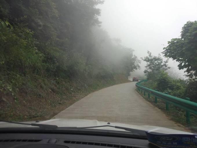 皖南川藏线,从宁国到泾县之行