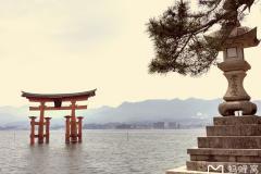 在霓虹也有个中国地区--濑户内海的另一边广岛岛根鸟取冈山