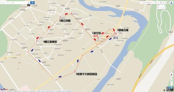 荔波茂兰旅游风景区地图