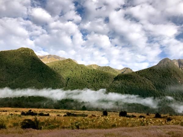 新西兰南岛记