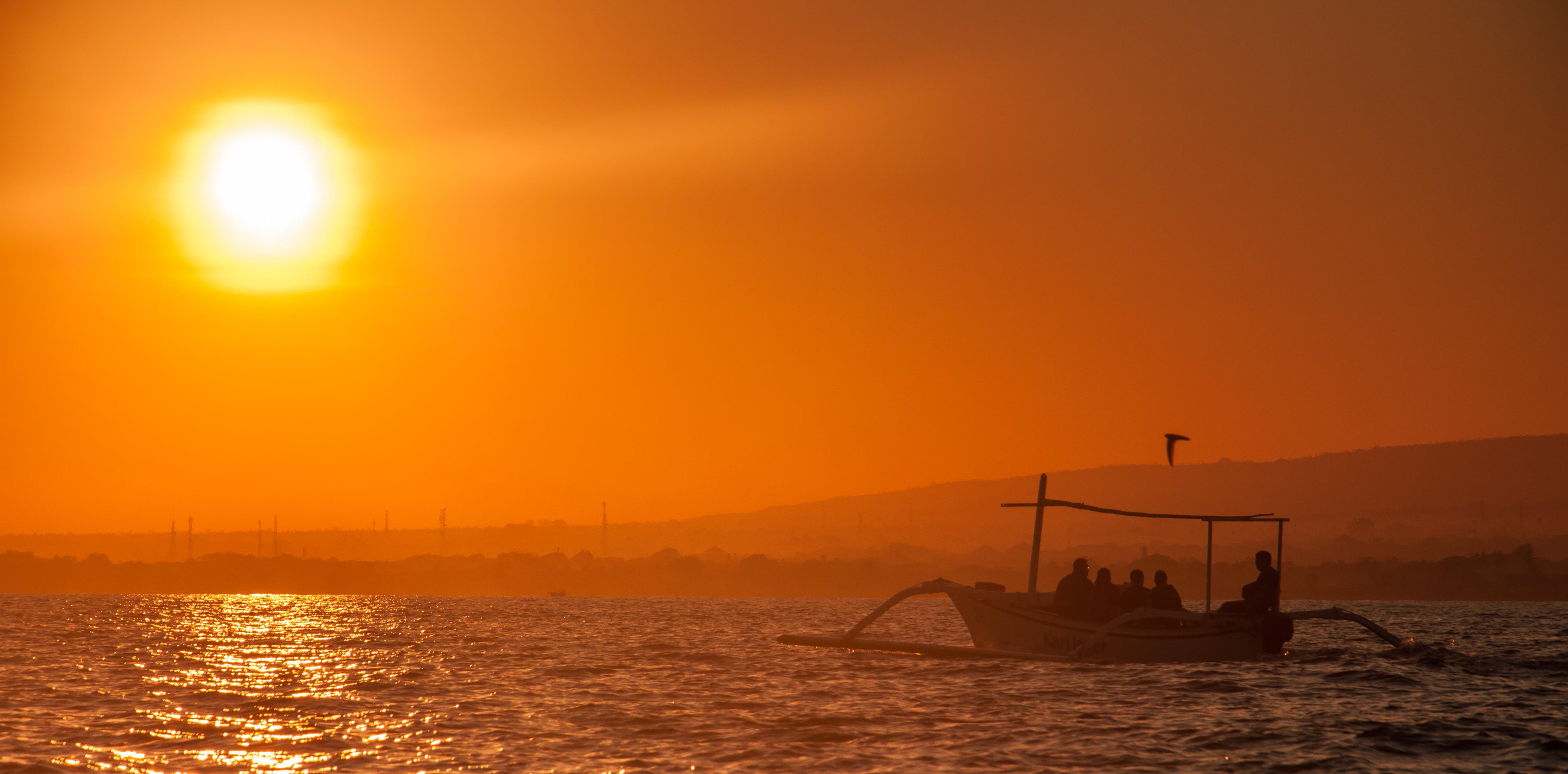 杭州往返巴厘岛6天5晚纯玩半自助游(海神庙 乌布皇宫