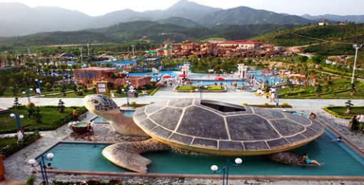 惠州海湾半岛度假公馆一晚住宿