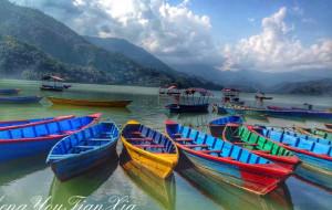 【奇特旺图片】《 夢儿看世界 》NO 3:尼泊尔【 加德满都~真得想说爱你~太不容易......】