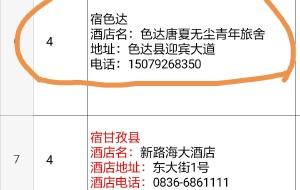 【新龙县图片】转让2017年国庆住宿1号色达3号新龙,朋友临时不来,转给刚好需要的你