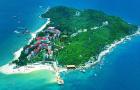 三亚蜈支洲岛珊瑚酒店木屋超值套餐(接送/机+免费自驾租车+VIP快速登岛)