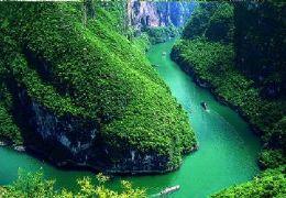 长江三峡为国家级风景名胜区、国家地质公园