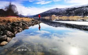 【挪威图片】挪威冰岛--冰蚀的峡湾,熔岩的地与山,苍风劲,盏酒还!