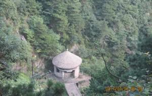 【九江图片】庐山剪刀峡园门,花径,如琴湖休闲游