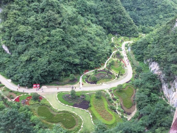 龙里双龙镇巫山峡谷