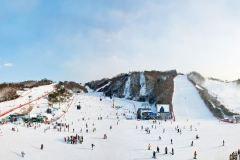 韩国滑雪场推荐!