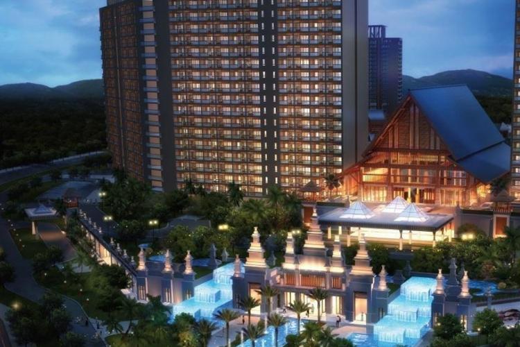 体验全新度假·三亚湾红树林度假酒店(椰林酒店)