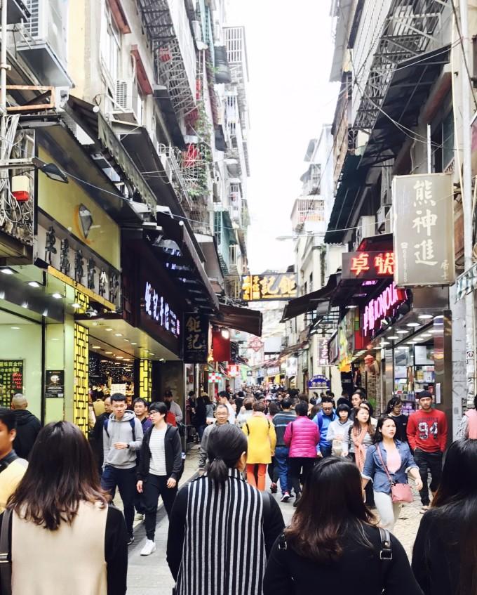 珠海街道线路图