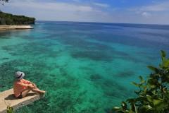 走进多彩炫蓝世界*无边无际------菲律宾杜马盖地之行