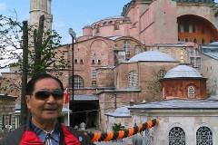 土耳其埃及十八天探险之旅...游伊斯坦布尔索非亚大教堂见闻