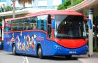 香港 皇岗深圳湾口岸到香港迪士尼乐园快线直通巴士票(手机出示免打印)