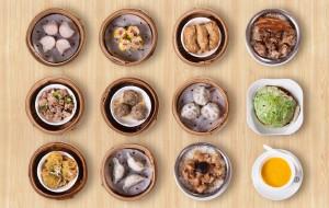 香港美食-添好运点心专门店
