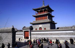 【霸州图片】京津冀寻年味——原生态的胜芳古镇