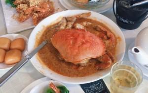 新加坡美食-无招牌海鲜(克拉码头店)