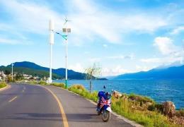 洱海双廊、腾冲银杏村、和顺古镇、诺邓古村镇、无量山樱花谷摄影8日