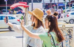 【兰卡威图片】【Malaysia】带着两个傻姐姐走大马。(吉隆坡-马六甲-兰卡威六日游)
