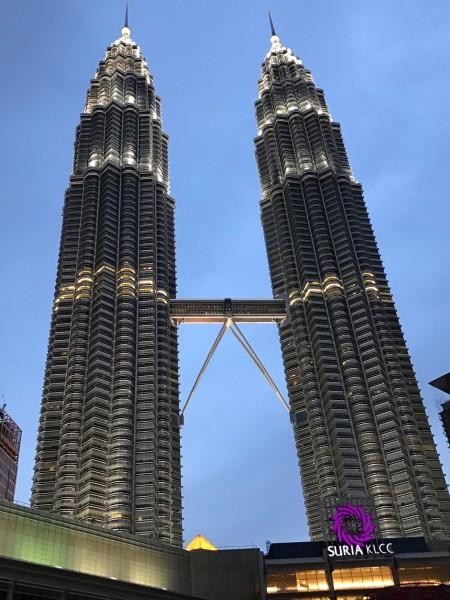 2017年一月的马来西亚,新加坡
