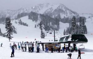 西雅图娱乐-史蒂文斯滑雪场