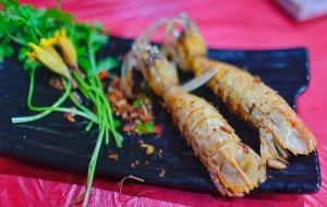 广西美食-鲨渔湾海鲜美食