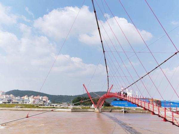 嘉兴 游记   外蒲岛,一个距离上海2小时车程,隐秘在汪洋大海上的一个