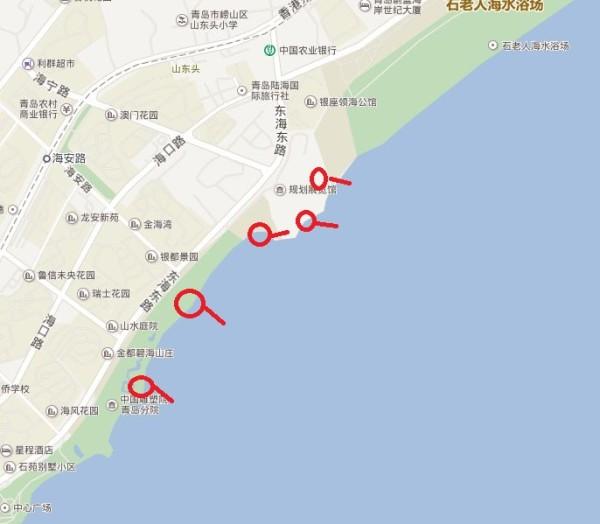 会场村位于王哥庄街道办事处驻地东北3.