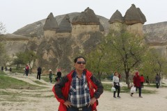 土耳其埃及十八天探险之旅...卡帕多奇亚古罗密露天博物馆随拍