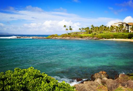 夏威夷三岛生态探索6日畅游 火山国家公园 神秘岩浆海滩 阿卡卡瀑布群