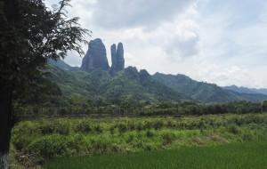 【江山图片】江山如此多娇之    江郎山