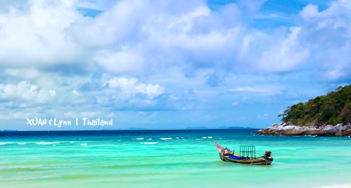 """美丽的皇帝岛 普吉岛周边众多游客强力推荐,最值得去的""""世外桃源"""""""