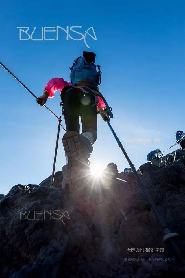 10岁姑娘,2天徒步登上富士山顶,需要的是什么?