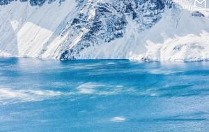 【长白山图片】试试到更冷些的地方,去看看长白山究竟有多白?