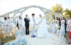 【诗巫图片】诗巫岛 海岛婚礼,比你想象的更容易