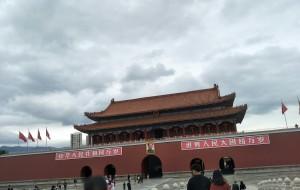 【同安图片】厦门同安影视城, 仿佛被带回清朝了,走进了北京天安门。