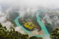 撩开神之面纱---怒江大峡谷、独龙江探秘