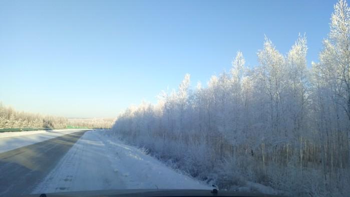 西山风景区冬天