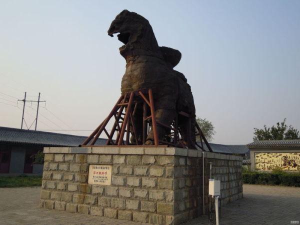 在路上,回望淹没在历史中的沧州