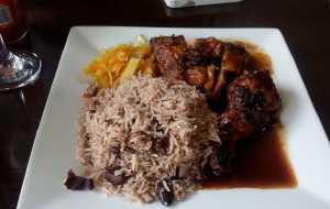 英国美食-Hotspice Caribbean Restaurant