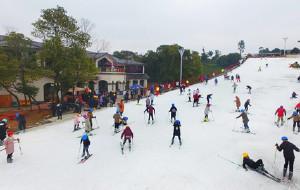 常州娱乐-龙凤谷滑雪场