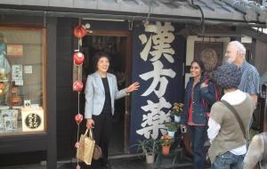 奈良娱乐-Nara Machi Walking Tour