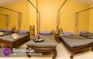 清迈娱乐-Lila Thai Massage (Tha Phae Gate)