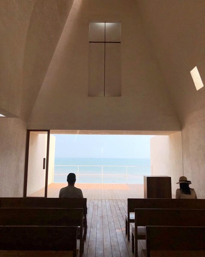 「阿那亚aranya·时光」阿那亚礼堂 孤独图书馆
